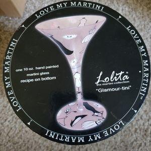 Lolita Glamour-tini glass